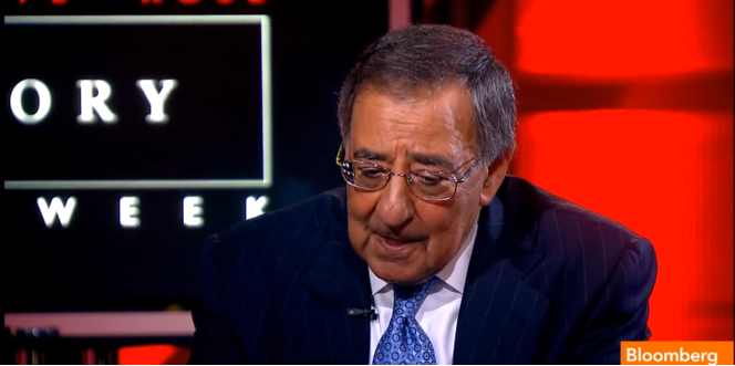 Leon Panetta on the Charlie Rose show, 16-09-2013