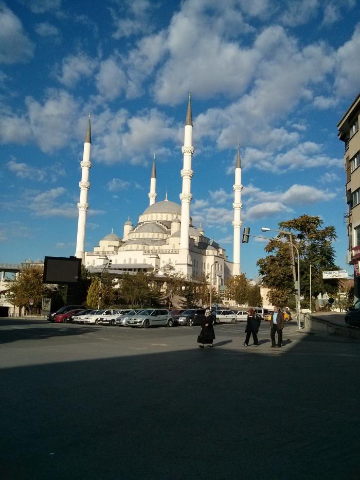 Ankara, Kocatepe Camii