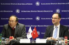 "USAK hosted ""Taiwan-Turkey Economic and Cultural Relations"" Conference"