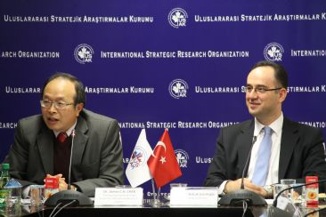 """USAK hosted """"Taiwan-Turkey Economic and Cultural Relations"""" Conference"""