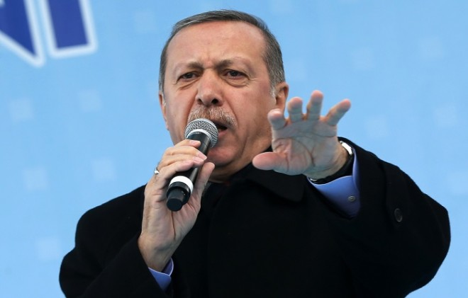 Prime Minister Erdogan  Copyright ibtimes.co.uk